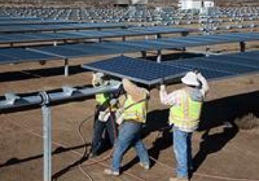 Proyecto solar Salvador